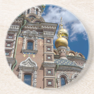 Church of Our Savior on The Spilled Blood Coaster