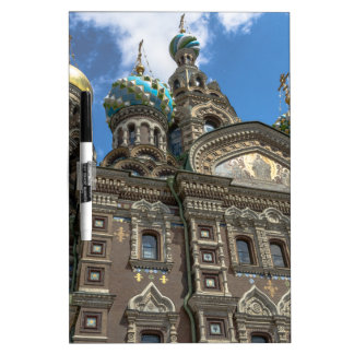 Church of Our Savior on The Spilled Blood Dry Erase Boards