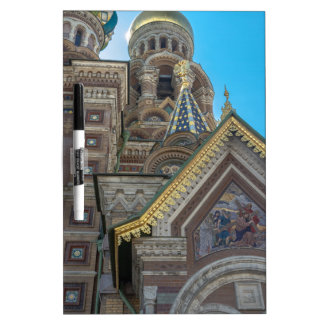 Church of Our Savior on The Spilled Blood Dry-Erase Boards