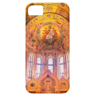Church of Our Savior on The Spilled Blood iPhone 5 Case