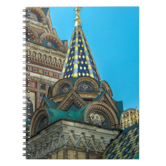 Church of Our Savior on The Spilled Blood Notebooks