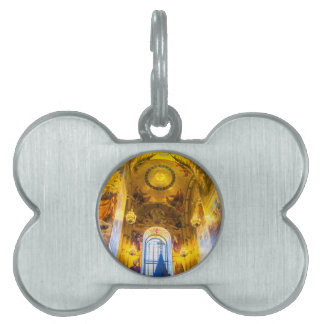 Church of Our Savior on The Spilled Blood Pet ID Tags