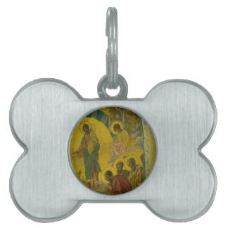 Church of Our Savior on The Spilled Blood Pet Name Tags