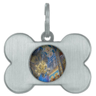 Church of Our Savior on The Spilled Blood Pet Tags