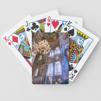Church of Our Savior on The Spilled Blood Poker Deck