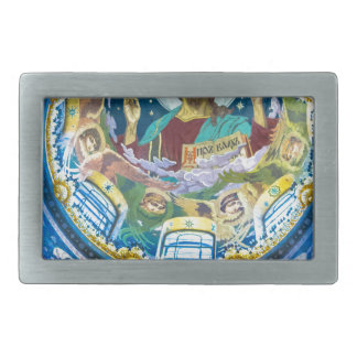 Church of Our Savior on The Spilled Blood Rectangular Belt Buckle
