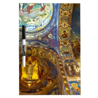 Church of Our Savior on The Spilled Blood Russia Dry-Erase Board