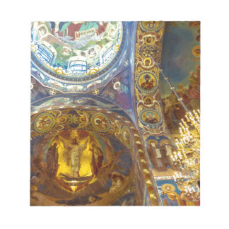 Church of Our Savior on The Spilled Blood Russia Notepads