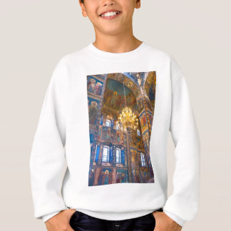 Church of Our Savior on The Spilled Blood Sweatshirt