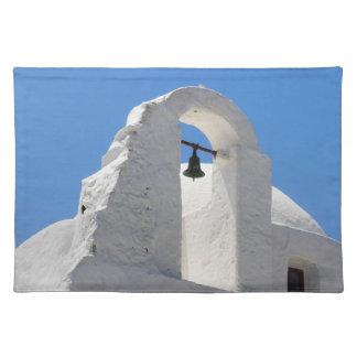 Church of Panagia Paraportiani, Mykonos, Greece Placemat