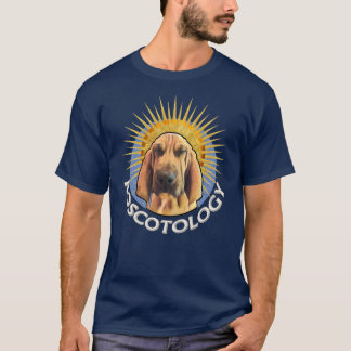 Church of Roscotology (Spiky Circle Logo) T-Shirt
