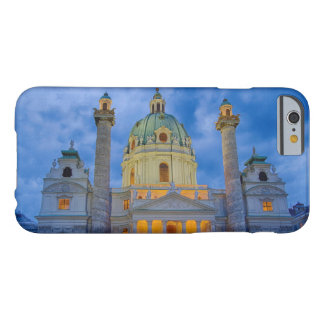 Church of Saint Charles, Vienna Barely There iPhone 6 Case