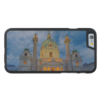 Church of Saint Charles, Vienna Carved Maple iPhone 6 Case