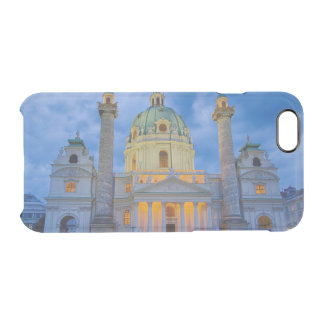 Church of Saint Charles, Vienna Clear iPhone 6/6S Case