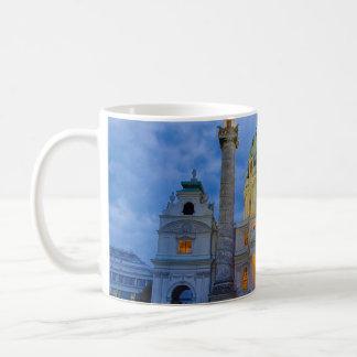 Church of Saint Charles, Vienna Coffee Mug