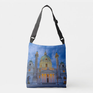 Church of Saint Charles, Vienna Crossbody Bag