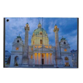 Church of Saint Charles, Vienna iPad Air Cover