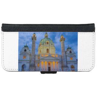 Church of Saint Charles, Vienna iPhone 6 Wallet Case