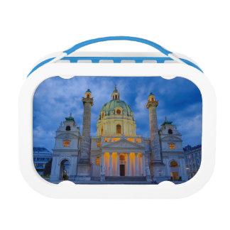Church of Saint Charles, Vienna Lunch Box
