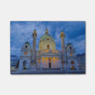 Church of Saint Charles, Vienna Post-it® Notes