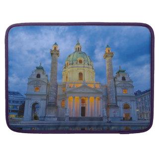 Church of Saint Charles, Vienna Sleeve For MacBook Pro