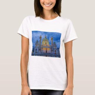 Church of Saint Charles, Vienna T-Shirt