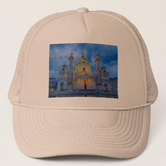 Church of Saint Charles, Vienna Trucker Hat
