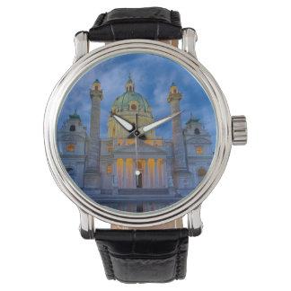 Church of Saint Charles, Vienna Wristwatches