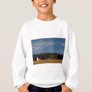 Church of Saint James in the village of Hrase, Slo Sweatshirt
