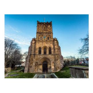 Church Of Saint Mary, Chepstow Postcard