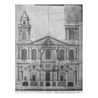 Church of Saint-Sulpice Postcard