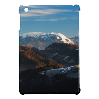 Church of Saint Thomas at sunrise iPad Mini Cases