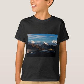 Church of Saint Thomas at sunrise T-Shirt