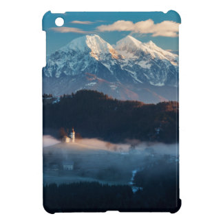 Church of Saint Thomas in the Skofja Loka Hills iPad Mini Cases