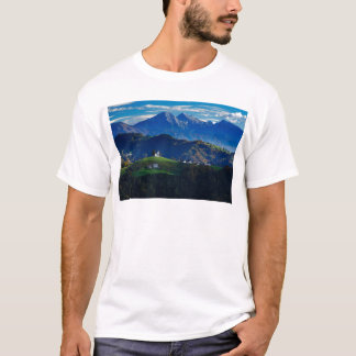 Church of Saint Thomas in the Skofja Loka Hills T-Shirt