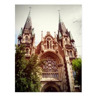 Church of Saints Olga and Elizabeth Postcard