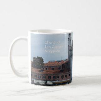 Church of San Giorgio Maggiore Coffee Mug