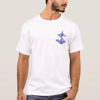church of snipentology t-shirt