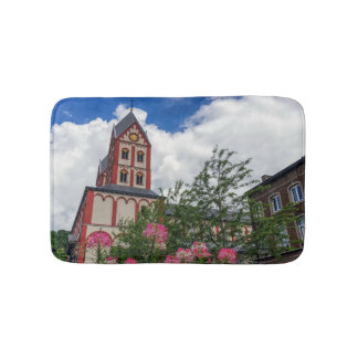 Church of St. Bartholomew, Liege, Belgium Bath Mat