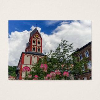 Church of St. Bartholomew, Liege, Belgium Business Card