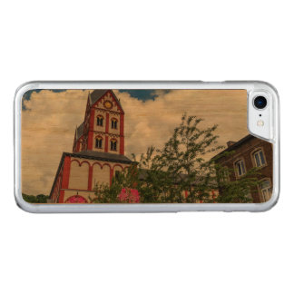 Church of St. Bartholomew, Liege, Belgium Carved iPhone 8/7 Case