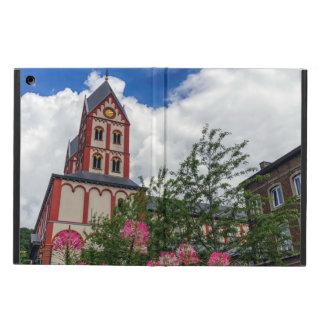 Church of St. Bartholomew, Liege, Belgium Cover For iPad Air