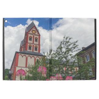 """Church of St. Bartholomew, Liege, Belgium iPad Pro 12.9"""" Case"""