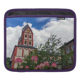 Church of St. Bartholomew, Liege, Belgium iPad Sleeve