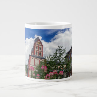Church of St. Bartholomew, Liege, Belgium Large Coffee Mug