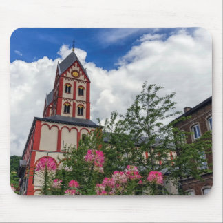 Church of St. Bartholomew, Liege, Belgium Mouse Pad