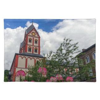Church of St. Bartholomew, Liege, Belgium Placemat