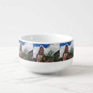 Church of St. Bartholomew, Liege, Belgium Soup Mug