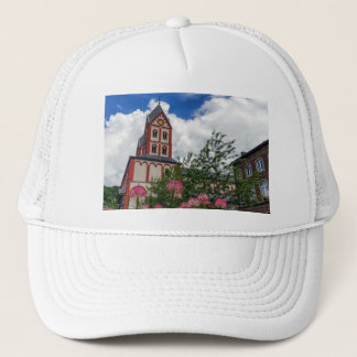 Church of St. Bartholomew, Liege, Belgium Trucker Hat