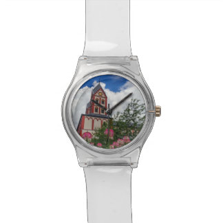 Church of St. Bartholomew, Liege, Belgium Wristwatch